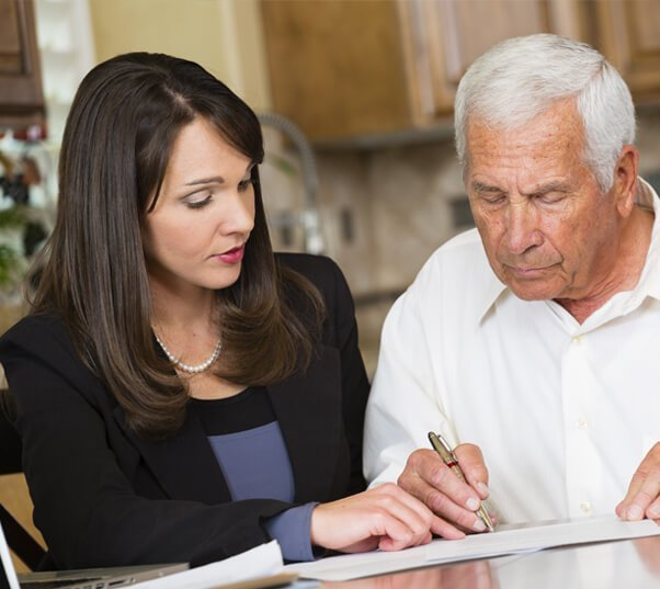 Lasting Power of Attorney LPA